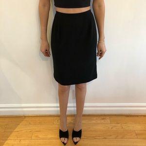 MaxMara 100% virgin wool skirt